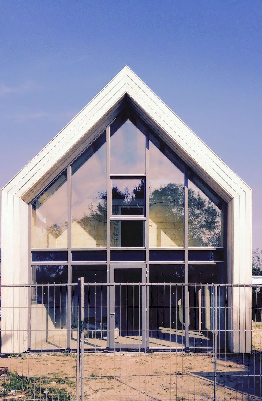 Nieuws lsl architecten architectenburo bna - Zeer moderne woning ...