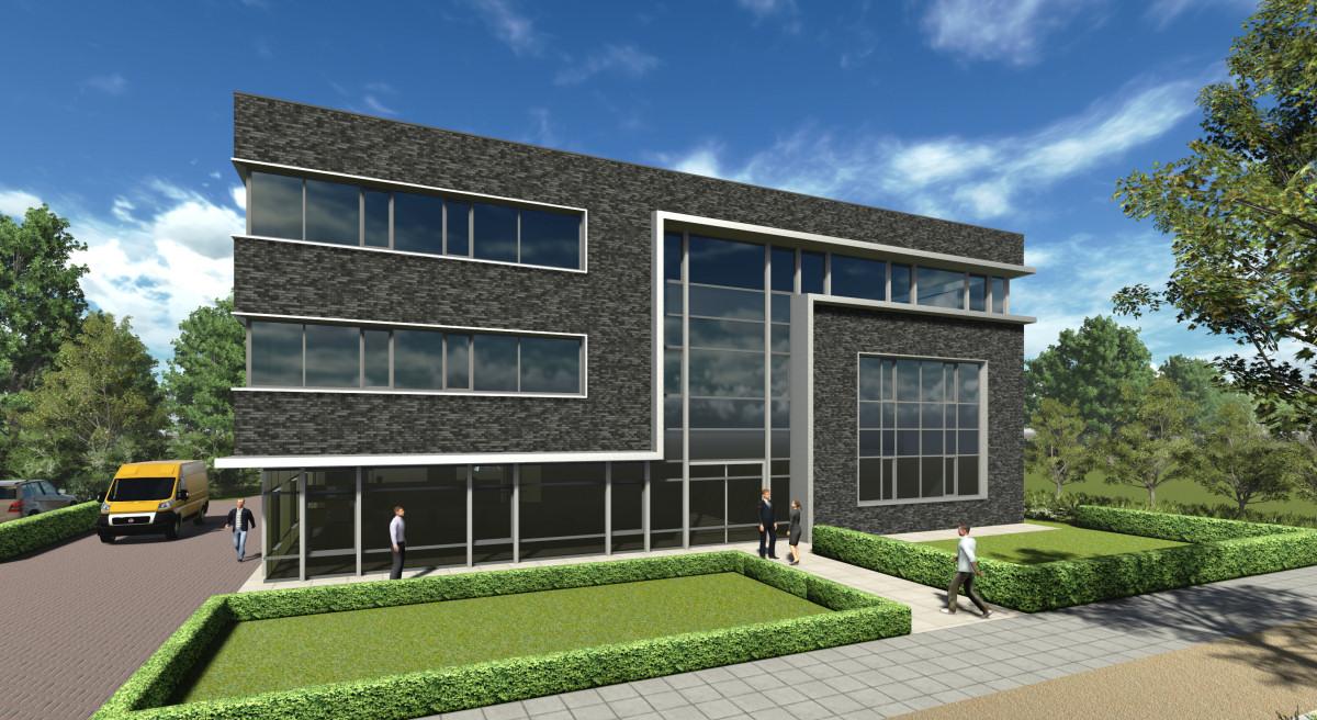 kantoor bouwbedrijf van Santvoort
