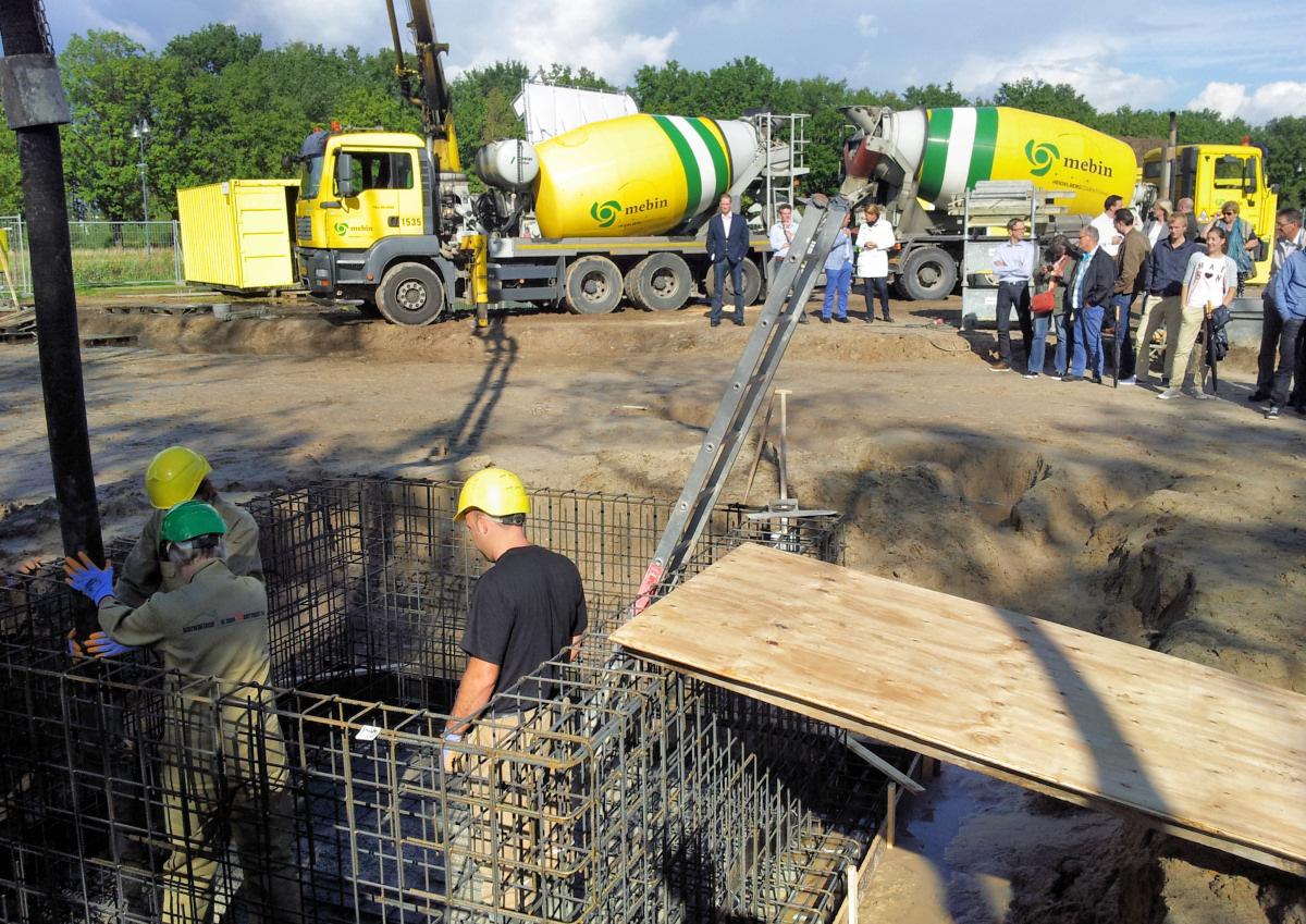 start bouw reeburgh veldhoven