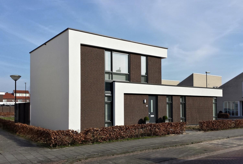Patiowoningen Zoestraat Lsl Architecten