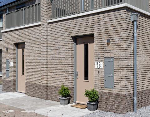 Duplexwoningen Reusel